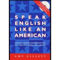 Buku Speak English Like an American (Book & Audio CD set)