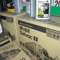 Delvac1 7 liter dan Aisin AFW Plus 13 liter