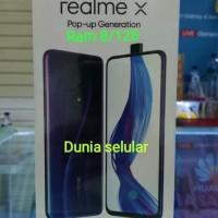 Realme X Ram 8/128 grs RESMI