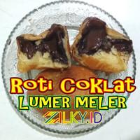 Roti Coklat Cokelat Lumer Meler Meleleh Leleh 60gr Frozen Coklatku