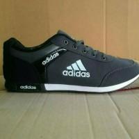 promo Sepatu Pria Adidas NEO Lite Slim terbaru ringan anti Licin Awet
