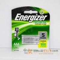 BATERAI AAA ENERGIZER RECHARGE POWER PLUS 700mah BATTERY