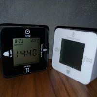 Alarm / Time / Temperature /