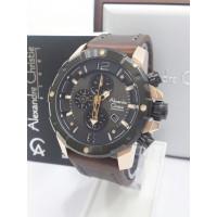 jam tangan pria alexander cristie original AC 6410 MCL DBWRGBL