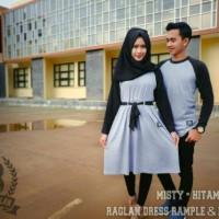 KAOS RAGLAN ORIGINAL IDR INDONESIA RAGLAN 1SET COUPLE 2PCS Raglan Dres
