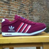banting harga Sepatu Adidas Neo Cewek Import Qi TERBARU
