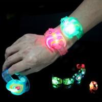 Gelang Kartun Lampu LED Mainan Anak