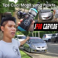 Wash & Wax Waterless Shampo Cuci Mobil Motor & Helm Hemat Air