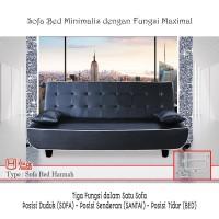 "Sofa Bed Minimalis Merk ""HALO SOFA"" Type VERONA - SOFA MEDAN"