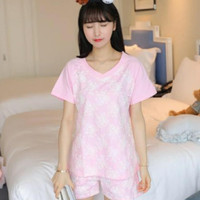 NEW 02367 Set Lace Import Pink