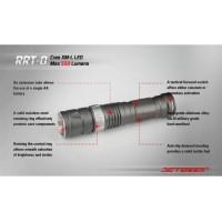 JETBeam RRT-0 Senter LED CREE XM-L2 650 Lumens