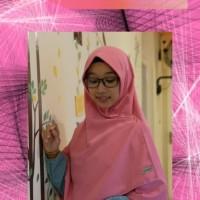 jilbab nadeera belah tengah/pingir ukuran M