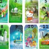 amplop / angpao lebaran / idul fitri / ramadhan / idulfitri