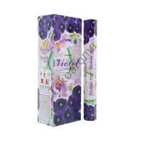 Dupa India (Aromaterapi) Hexa - Darshan Violet