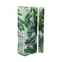 Dupa India (Aromaterapi) Hexa - Darshan White Sage