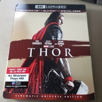 thor 4k uhd bluray