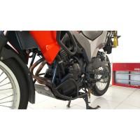 M15 Crash Bar + Skid Plate Versys 250
