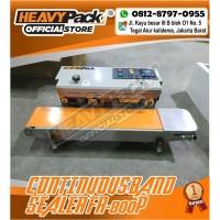 Continuous Band Sealer Mesin Segel Plastik FR-800P (Paint) HEAVYPACK