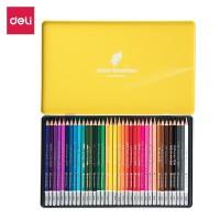 Deli Pensil Warna / Colored Pencil - 36C 36warna/box EC00235