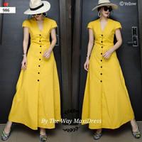New 986 dress Yellow