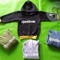 Sweater Anak Jacket Hoddie Anak Reebok Usia 1-2 Tahun