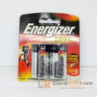 ENERGIZER BATTERY MAX TYPE C (2 PACK)
