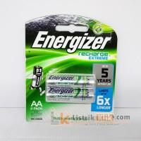 ENERGIZER RECHARGE EXTREME AA (2 PACK) 2300mAh