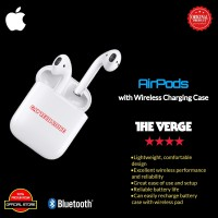 Apple AirPods with Wireless Charging Case Original