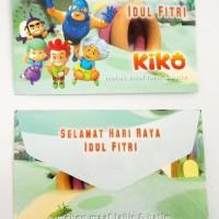 Amplop Lebaran Karakter Kiko Amplop Idul Fitri Art Paper Glossy B4