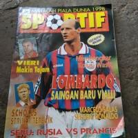 majalah sportif April 98