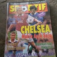 majalah sportif Chelsea