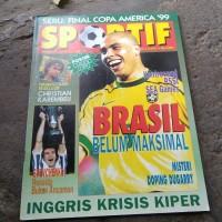 majalah sportif 29 juli 99