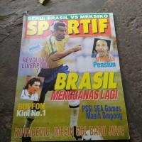 majalah sportif juli 99