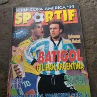 majalah sportif juli 98