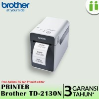 PRINTER LABEL / BARCODE / GELANG PASIEN BROTHER TD-2130N
