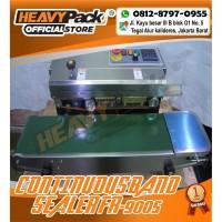 Mesin Segel Plastik Continuous Band Sealer HEAVYPACK FR-900S (S/S)