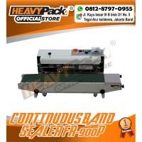 Mesin Segel Plastik Continuous Band Sealer HEAVYPACK FR-900P (Paint)