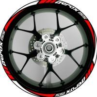 Stiker Velg Motor Wheel Sticker Yamaha Aerox 155 Ring 14