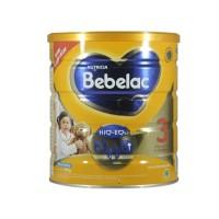BEBELAC SUSU 3 MADU KALENG TIN 800GR /Susu Bayi