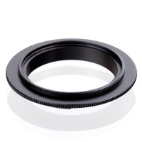MACRO REVERSE RING 49MM ADAPTER FOR SONY E MOUNT MIRRORLESS