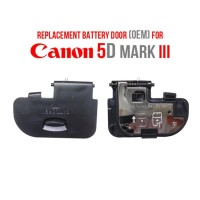 REPLACEMENT BATTERY DOOR FOR CANON EOS 5D MARK III DSLR CAMERA