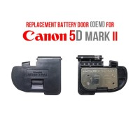 REPLACEMENT BATTERY DOOR FOR CANON EOS 5D MARK II DSLR CAMERA