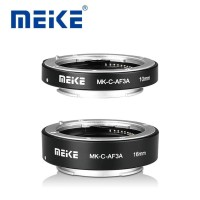 MEIKE MK-C-AF3A EF-M METAL AUTO FOCUS MACRO EXTENSION TUBE RING FOR