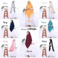 Jilbab hijab Khimar Anindya cerruty premium