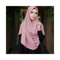 Pashmina Instan Zafina Pastan Pasmina Jilbab Instan Hijab Murah Kerudu