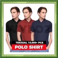 SL Lacoste Kaos Polo Shirt Kerah Baju Pria Polos Murah Original polosh