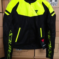 Dainese Bora Air Black Yellow Jacket - Original 100%