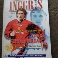 majalah liga Inggris edisi pertama Agustus 1999