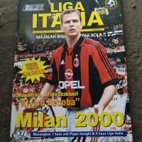 majalah liga Italia juni 1999