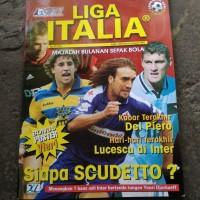 majalah liga Italia April 1999